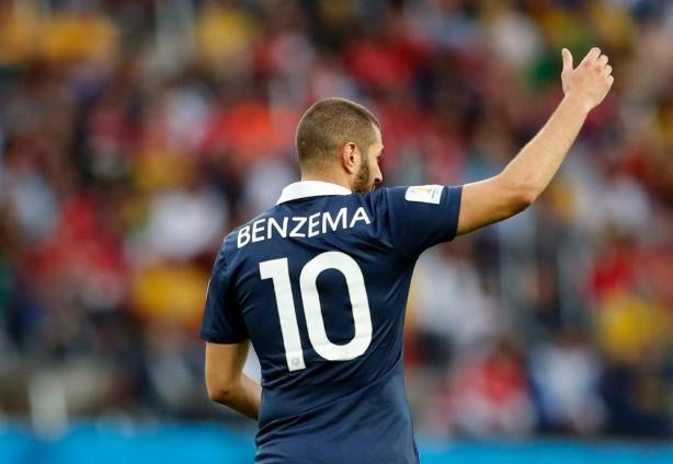 Group E - France vs Honduras