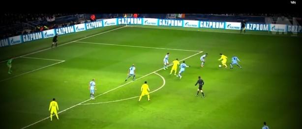 Messi atrae 3