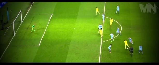 Messi atrae 5