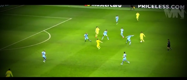 Messi atrae 6